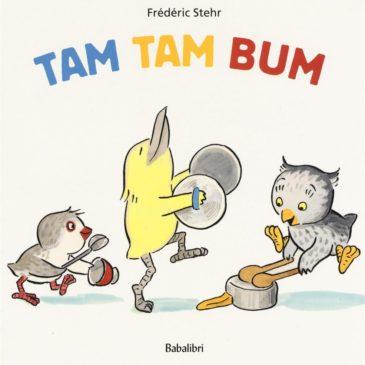 """02 Novembre 10.30 – Laboratorio dei libricini """"Tam Tam Bum"""""""