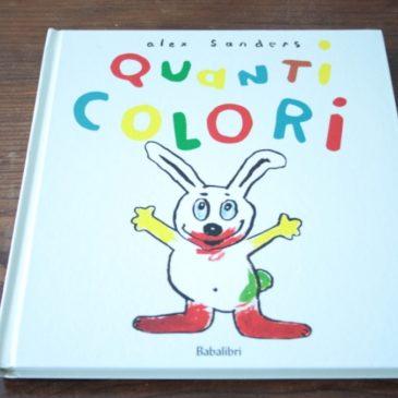 """09 Novembre 10.30 – Lettura animata e mini-laboratorio """"Alla scoperta dei colori"""""""