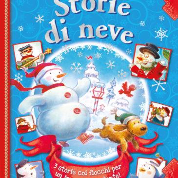 """14 Dicembre, replica il 16 sempre alle 17 – Lettura e laboratorio creativo dal libro """"Storie di neve"""""""