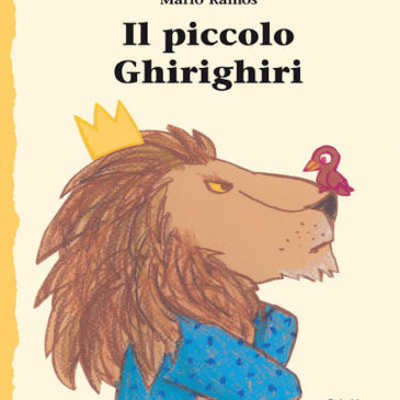 """20 Febbraio alle ore 17 – Lettura animata """"Il piccolo Ghirighiri"""""""