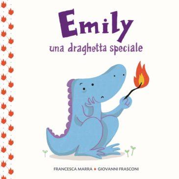 """4 Luglio alle ore 10:00 – Lettura e laboratorio creativo """"Emily una draghetta speciale"""""""