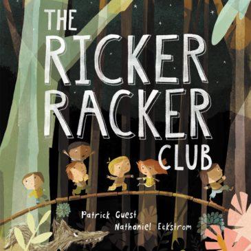 """4 Luglio alle ore 16:00 – Lettura e laboratorio creativo """"Ricker Racker club"""""""