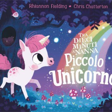 """18 Luglio alle ore 10:00 – Lettura e laboratorio creativo """"A nanna piccolo Unicorno"""""""