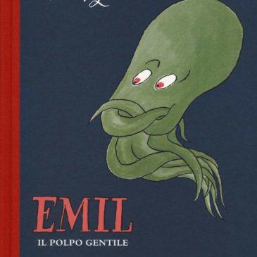 """11 Luglio alle ore 16 – Lettura e laboratorio creativo """"Emil il polpo gentile"""""""