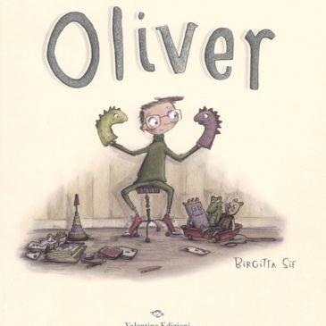 """25 Luglio alle ore 16:00 – Lettura e laboratorio creativo """"Oliver"""""""