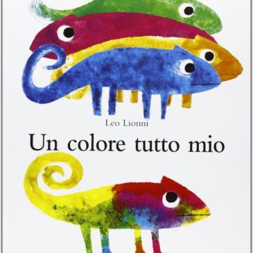"""5 Settembre alle ore 10:00 – Lettura e laboratorio creativo """"Un colore tutto mio"""""""