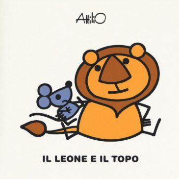 """12 Settembre alle ore 10 –  Lettura e laboratorio creativo """"Il leone e il topo"""""""