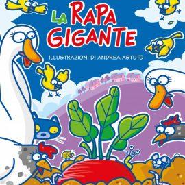 """22 Luglio alle ore 17 – Letture animate sotto il portico """"La rapa gigante"""""""