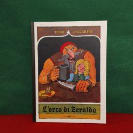 """2 Ottobre alle ore 16 – Lettura e laboratorio creativo """"L'Orco di Zeralda"""""""