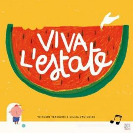 """11 Settembre alle ore 10 – Lettura e laboratorio creativo """"Viva l'estate"""""""