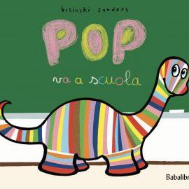 """16 Ottobre alle ore 10 – Lettura e laboratorio creativo """"Pop va a scuola"""""""